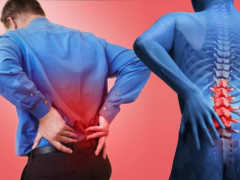 Smerter i ryggen kan forhindres ved bevægelse og aktivitet