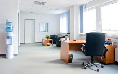 Det er vigtigt med gode kontorstole på arbejdspladsen
