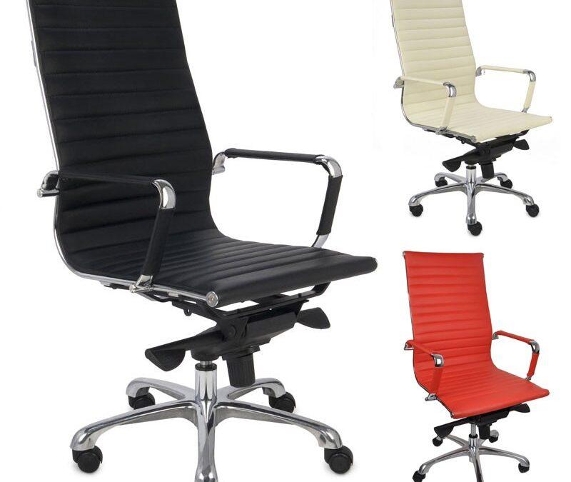 Den helt rette kontorstol til kontoret